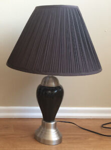 2 Table Lamps ($20 each)