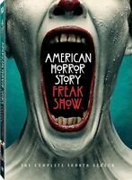 AMERICAN HORROR STORY FREAK SHOW (SEASON 4) NEW !!!