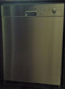 NEED SOLD!!!  Miele Novotronic Stainless Steel Dishwasher