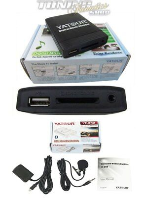 Bluetooth USB SD MP3 Interfaz Aux Cambiador De CD RD4 RT3 para...