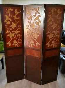 Authentic Oriental Solid Wood Room divider Kitchener / Waterloo Kitchener Area image 1