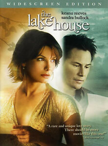 The Lake House with Sandra Bullock/Keanu Reeves
