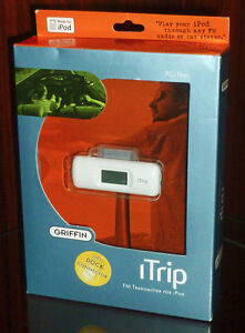 Griffin iTrip - FM Transmitter for iPod with Dock Connector