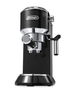 New in box display model DeLonghi Dedica coffee system