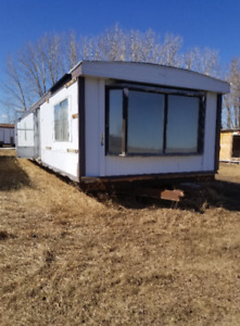 1978 14 Wide 2 Bed 1 Bath Mobile Home - Delivery Inc In AB (s6)