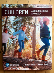 Children: A Chronological Approach, 5th Canadian Edition (2018)