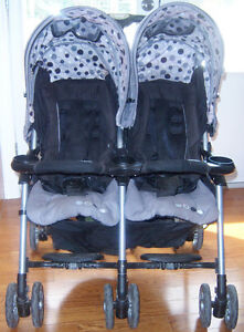 Double Stroller &  Jumper