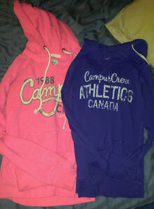 Campis crew size small