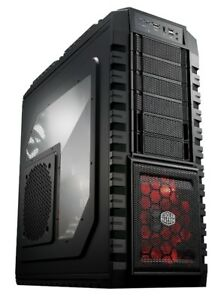 Gaming Tower Case Cool Master Haf x - Brand New in Box