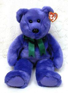 Employee the Bear Ty Beanie Buddy stuffed animal