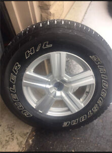 DODGE RAM TIRES AND RIMS 2657017