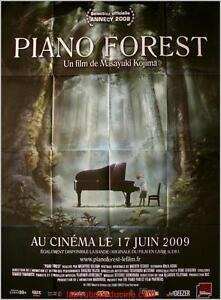 PIANO-FORREST-Affiche-Cinema-Originale-French-Movie-Poster-Masayuki-Kojima