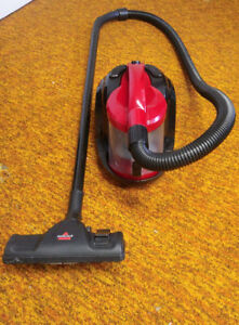 Bissell Bagless Canister Vacuum