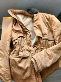 Women's winter coat (used)