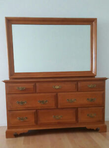 Roxton Maple Dresser