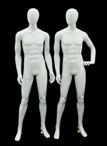Mannequins, male mannequins, female mannequins, dress forms,
