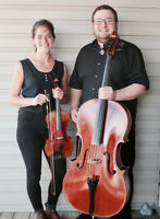 Violin Cello Duo - Live Wedding Music