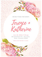 Invitations and Save the Date