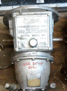 Capitol Gears Boat Transmission