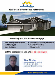 Mortgage - Let me help you find the best mortgage