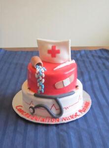 Gâteaux ou cupcakes pour toutes occasions sans noix ni arachide