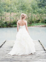 A-line Sweetheart Wedding Dress