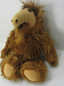 ALF 1986 Stuffed Plush Alien Productions