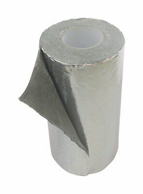 Frost King 15 Ft. L Fiberglassfoil Duct Insulation