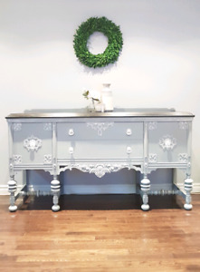 Gorgeous Jacobian Sideboard/Buffet