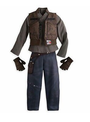 Disney Store Star Wars Rogue One Sergeant JYN Girls Costume Haloween Outfit  NWT](Haloween Stores)