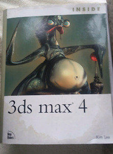 BOOK: Inside 3DS MAX 4 by Kim Lee