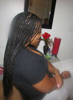 Prof. Box Braids-Weave-Twist n Corn rows 50$ 438-998-4360