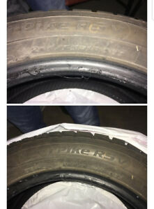**Brand New Winter Tires**