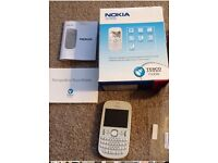 Nokia 201 - Tesco mobile