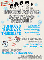 NOT YOUR AVERAGE BOOTCAMP