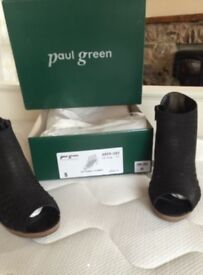 Beautiful Paul Green heels. Brand New, Boxed.