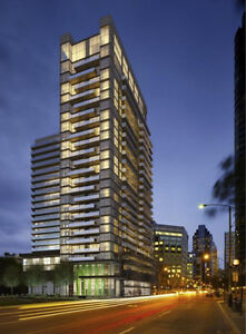 Spacious 2 Bed 2 Bath- Fly Condos 352 Front St. Great Location!