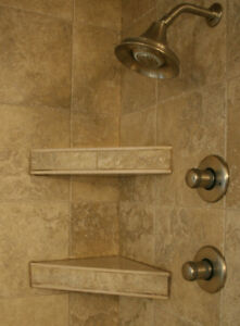 Shower Waterproofing Kits and Shower Accessories