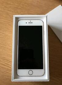 iPhone 6 gold (open networks/brand new)