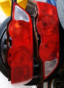 2002-2004 Acura RSX Type-S Taillights