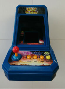 Space Invaders by Excalibur Electronics Tabletop Arcade game