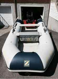 Zodiac for sale or change with seadoo