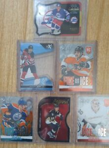 6 Hockey Cards For Sale