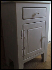 Shabby Chic /French Country Cabinet