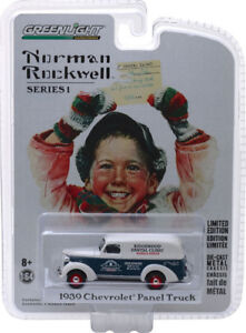 GREENLIGHT Norman Rockwell 1939 Chevrolet Truck diecast 1:64 new