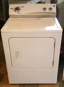 Kenmore super capacity dryer works great