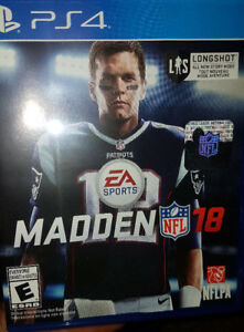 Madden 2018 for MLB the show 18