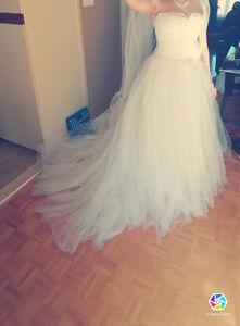 Robe de mariée de reve !