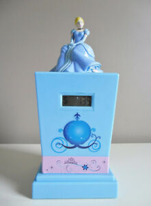 Disney Cinderella Battery Operated Coin Bank