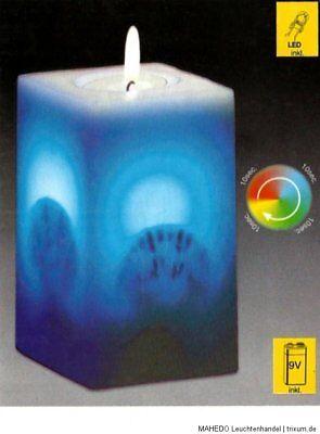 LED Kerze Tischleuchte Tischlampe Kerzenlampe Tisch Deko Lampe Licht Teelicht m